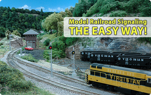 Advancing the State of the Art in Model Railroad Signaling